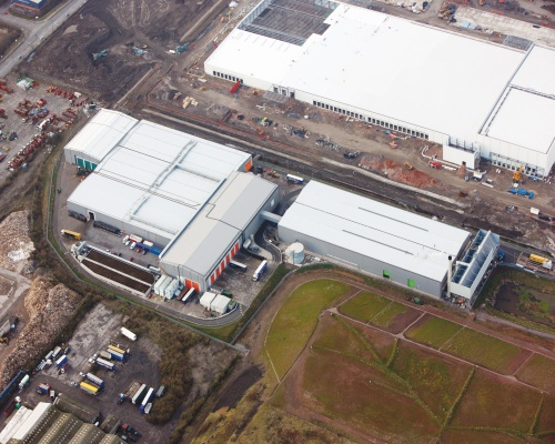 Avonmouth plant to handle waste. Picture: New Earth