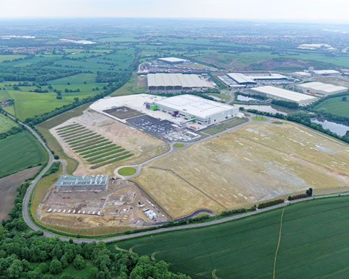 Warwickshire is building a waste recycling centre at Lower House Farm (credit: Warwickshire County Council)