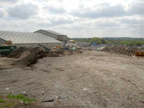 Worksop Recycling Centre (Image Credit: Nottinghamshire CC)