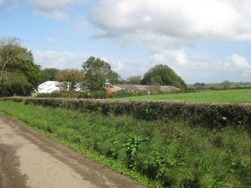 Tredown Farm (Image Credit: Devon CC)