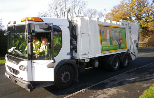 Palm aims to simplify recycling for Nuneaton residents