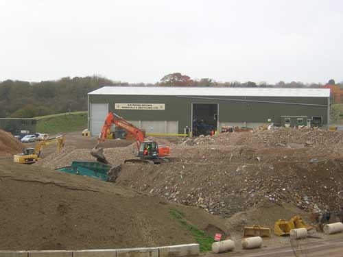 A303: first earmarked as a potential site in 2006 (Image credit: Raymond Brown Minerals & Recycling)