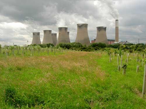 Cottam Power Station (Image Credit: Nottinghamshire CC)