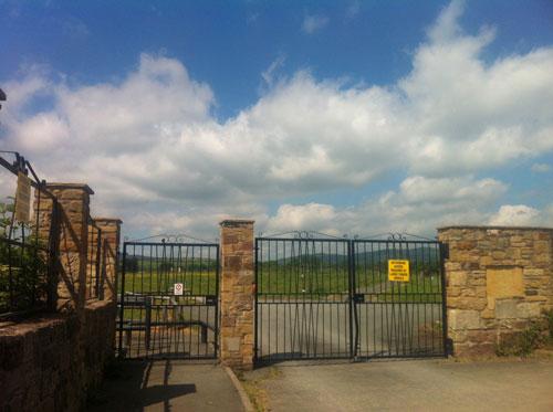 Llay Landfill Park Road (Image Credit: Flintshire CC)