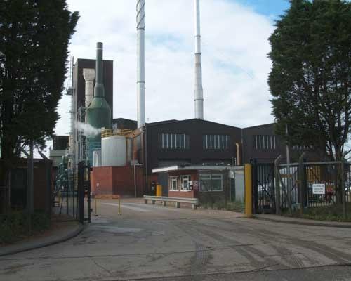 John Knight's factory. Credit: London Borough of Newham