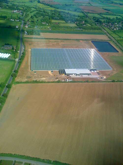 Springhill Farm (Image credit: RPS Planning & Development)