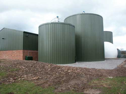 Anaerobic digestion: farm diversification option