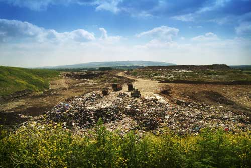 Waste management: pressure to move away from landfill may leave a legacy of incomplete sites (Waste Watch [Rethink Rubbish])