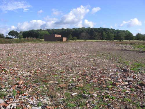 Fenn Lane: choice of site was unsustainable (Image credit: Leicestershire County Council)