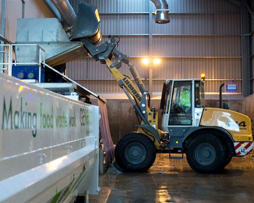 Bristol gets its first AD plant. Credit: GENoco