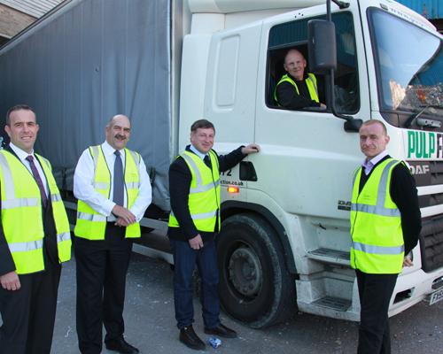 Viridor acquires Kent paper recycler. Credit: Viridor