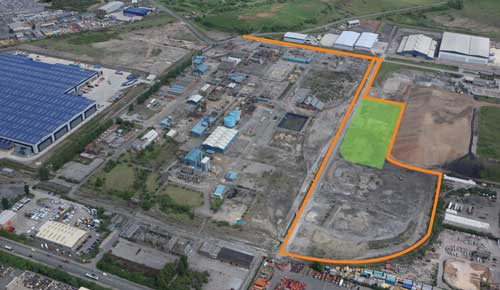 Bristol: low carbon energy facility approved (Image credit: New Earth Solutions)