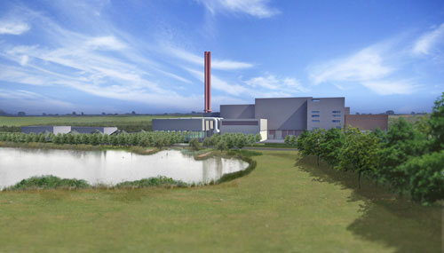 Rookery South Pit: waste facility accepted