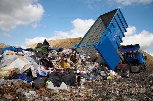 Horton: application to extend life of a landfill site (Image credit: Viridor)