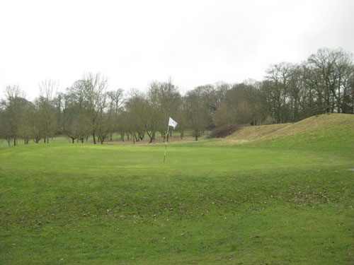 Slinfold Golf Club: importation of waste allowed (Image credit: West Sussex County Council)