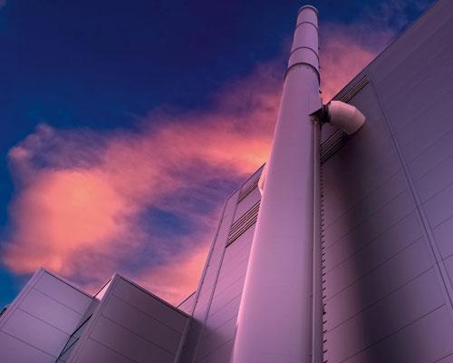 Energos' plant in Norway