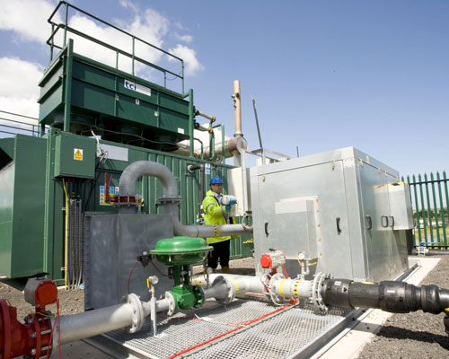ENER-G Natural Power has partnered with Hartlepool-based Seneca Global Energy to generate up to 3.8 megawatts of renewable electricity at three UK landfill sites