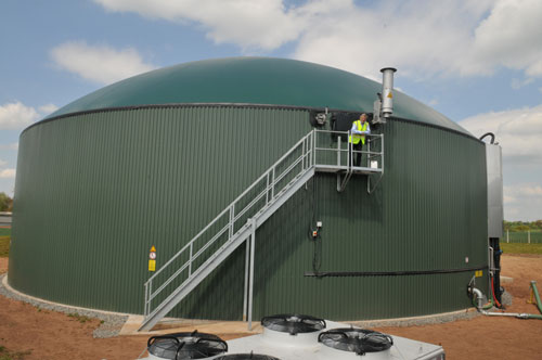 WRAP: grant received for farm to open waste plant (Image credit: WRAP)