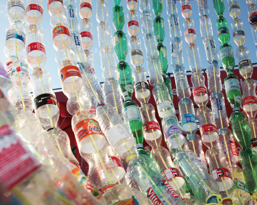Some 98% of Coca-Cola's packs are recyclable. Credit: CCE