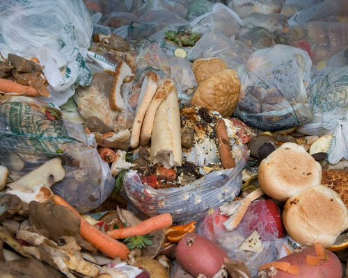 With an increase in food waste collections, odour management has become a critical business. Credit: WRAP