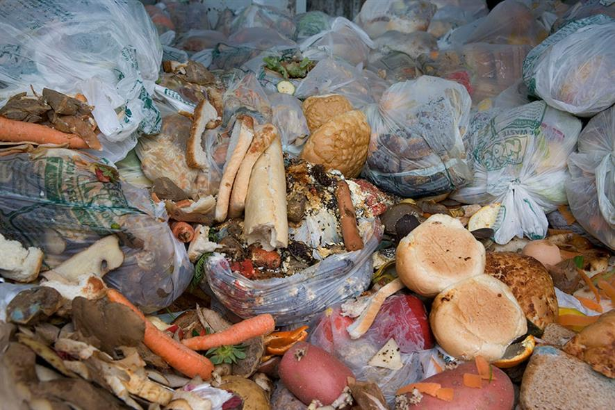 Mandate needed to boost processing of food waste. Photograph: WRAP