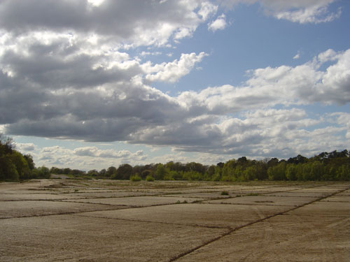 Land at Wisley Airfield (Image Credit: Surrey CC)