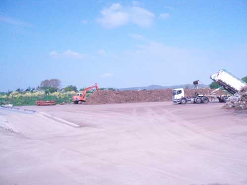 Pendock Composting Facility (Image Credit; Worcestershire CC)
