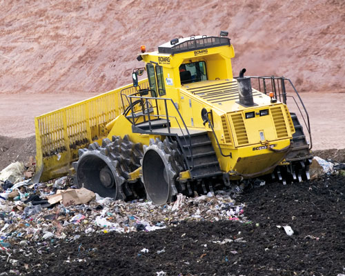 New technology is helping cut landfilled waste. Credit: SITA