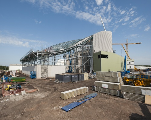 The £185m plant will supply 50,000 homes if it goes ahead. Picture: Viridor