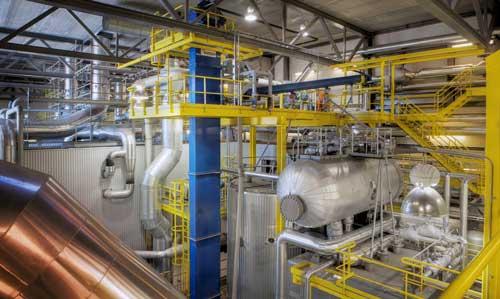 BioGen plant-room Energos Sarpsbor