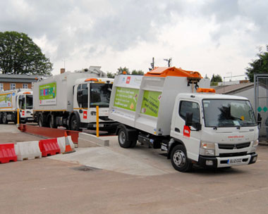 New waste and recycling service for the Forest of Dean (credit: Biffa)
