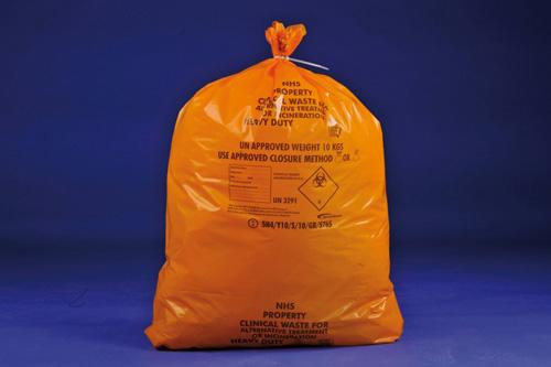 Clinical waste: unnecessarily labelled hazardous
