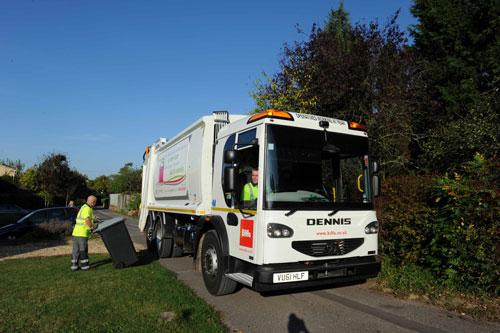 Melton benefits from new Biffa service