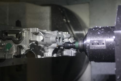 Innovation: minimum volume coolant technology (Image credit: Ford of Europe)