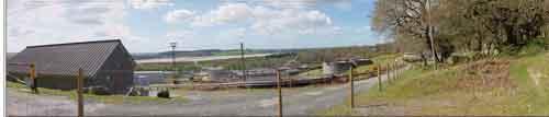 Lee Moor Refinery (Image Credit: Devon CC)