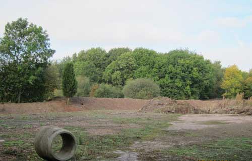 Land off Fenn Lane (Image Credit: Leicestershire CC)