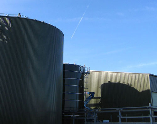 Anaerobic digestion: favoured by government