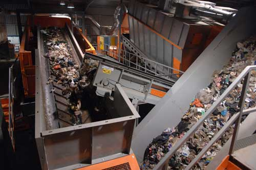 Mechanical biological treatment: there is a lack of waste treatment facilities in many areas of the country (Image credit: Burges Salmon)
