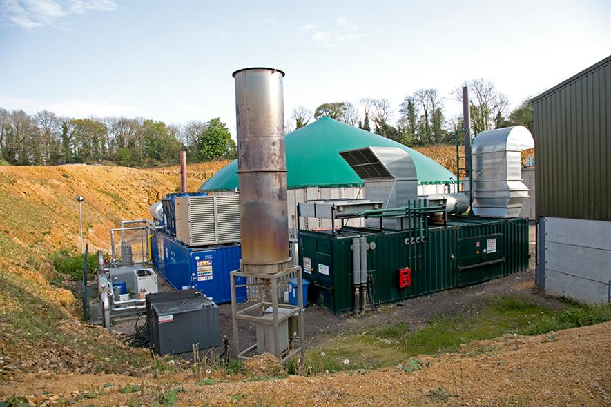 Anaerobic digestion: new guidance on the cards. Photograph: Photofusion/Getty Images