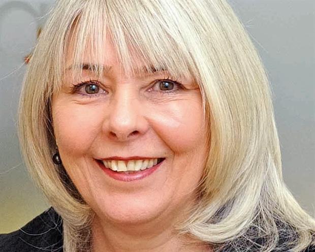 Karen Jones  partner at  Blandy & Blandy