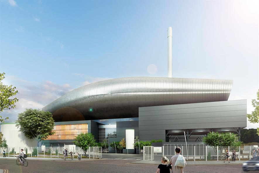 Aberdeen City Council hopes the planned Ness EfW-powered district heating facility in Torry will address fuel poverty in the area. Photograph: Ness Energy Project