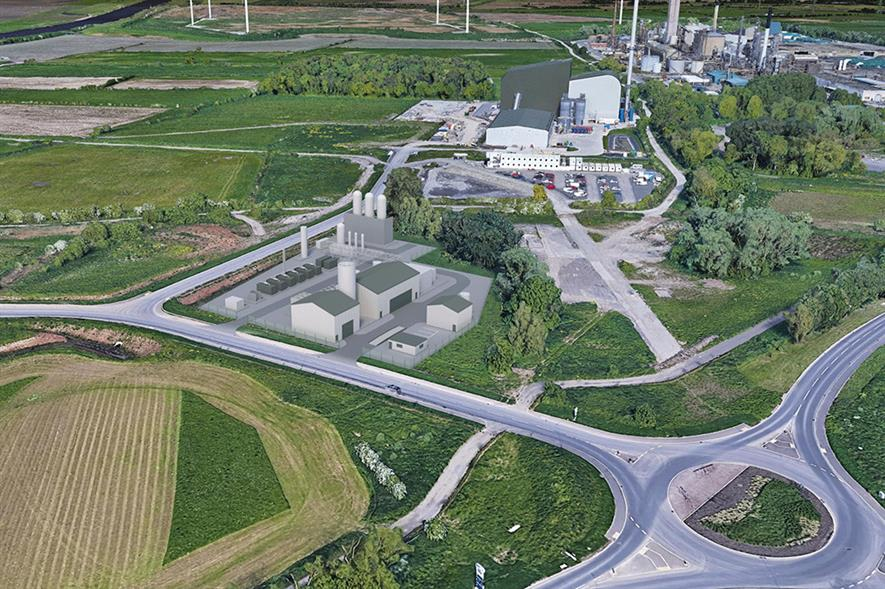The facility at Peel's Protos site will use gasification technology to convert plastic waste to hydrogen