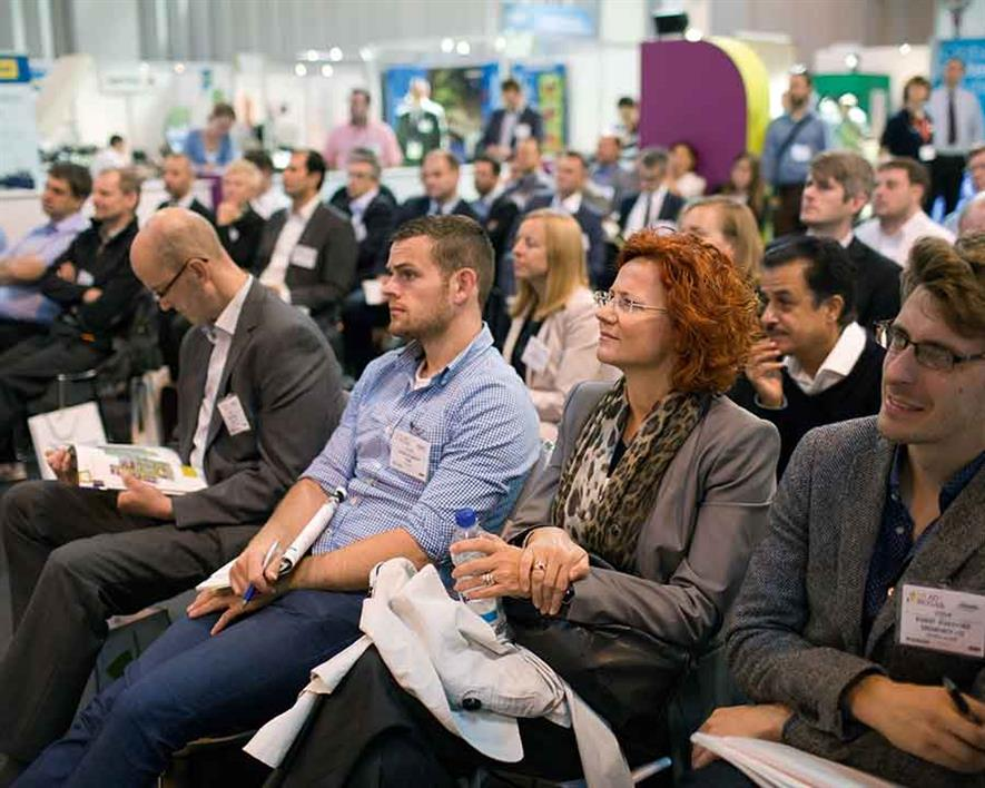 Themes at UK AD & Biogas 2015 explored segregated collection and barriers to growth (credit: ABDA)