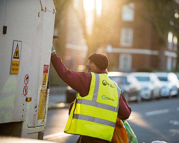 There is a number of practicalities to consider before changing the frequency of service. Photograph Veolia