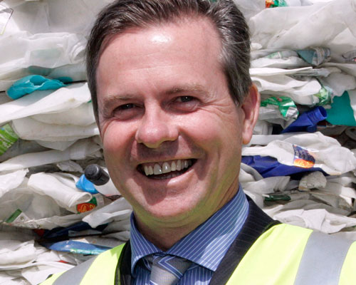 Chris Dow, CEO, Closed Loop Recycling