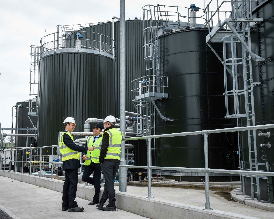 Biogas is booming but government policy could slow growth. Picture: Biogen
