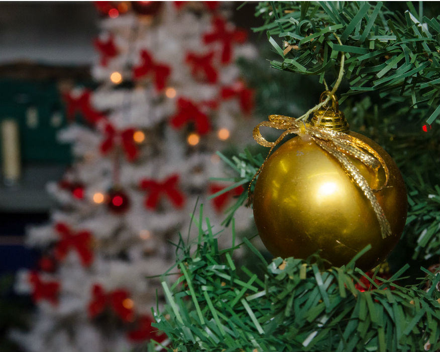 FCC is to donate usable decorations to charity. Picture: FCC