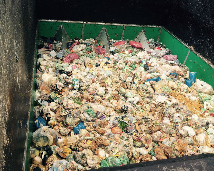 The proposed EU target is for all food to be collected separately or composted. Picture: ADBA