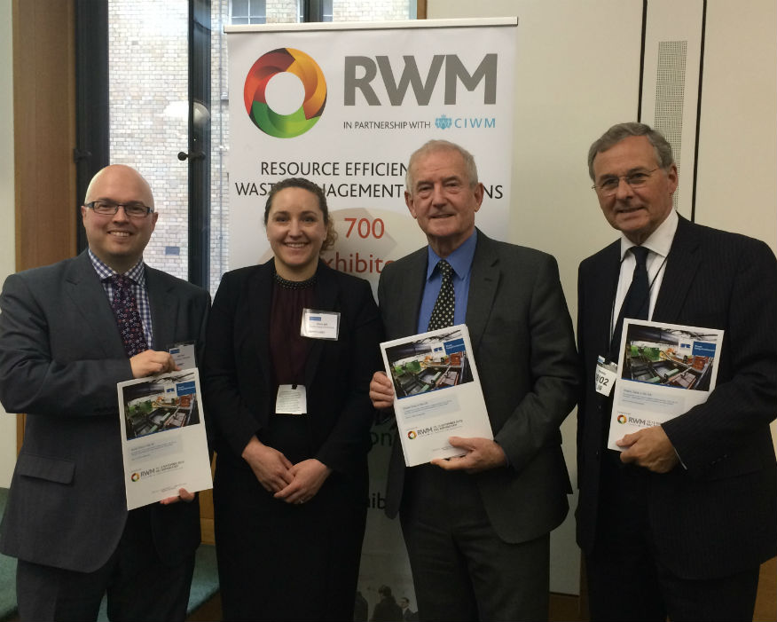 RWM 'ambassadors' drew up the report billed as the first of its kind. Picture: RWM