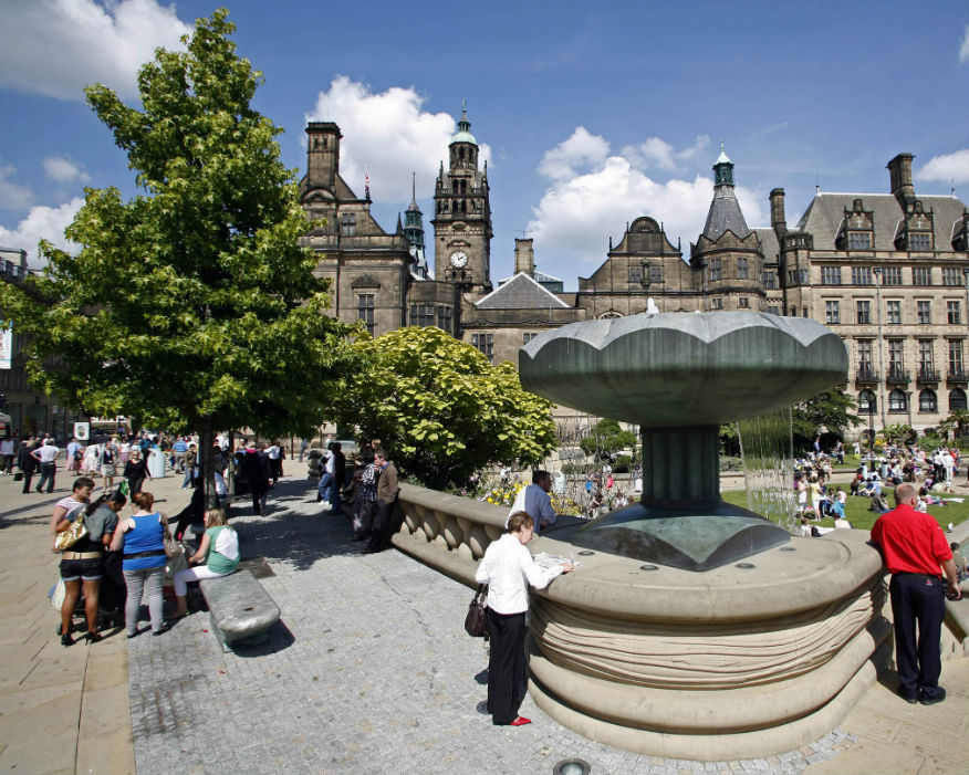 Veolia's contract is ending 19 years early. Picture: Sheffield City Council